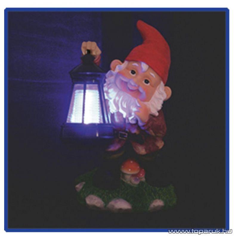 HOME MX 632C Napelemes lámpa törpével
