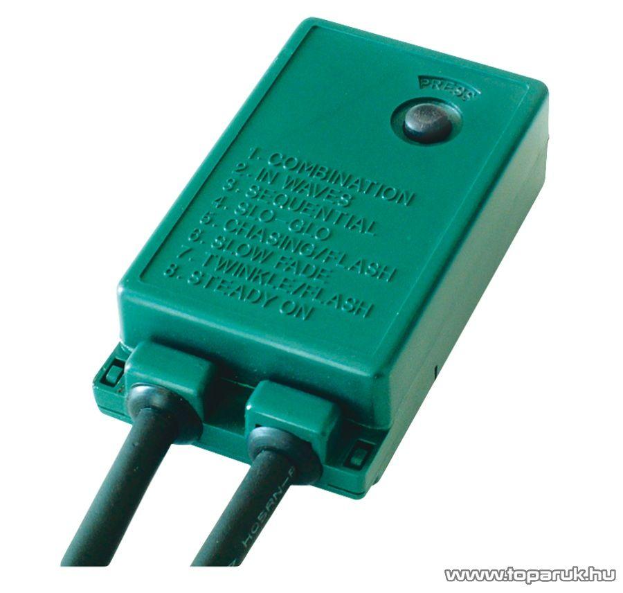 HOME RPL 3105/8 Kültéri LED-es programozható világító cső, 10 m, kék