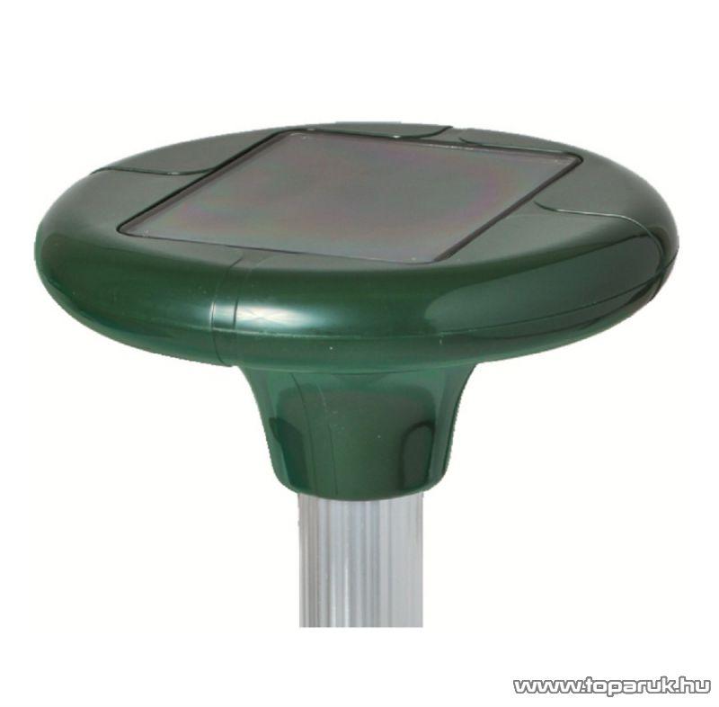 HOME VKS 01 Napelemes Szolár vakondriasztó karó (hatótávolság: 650 m2)