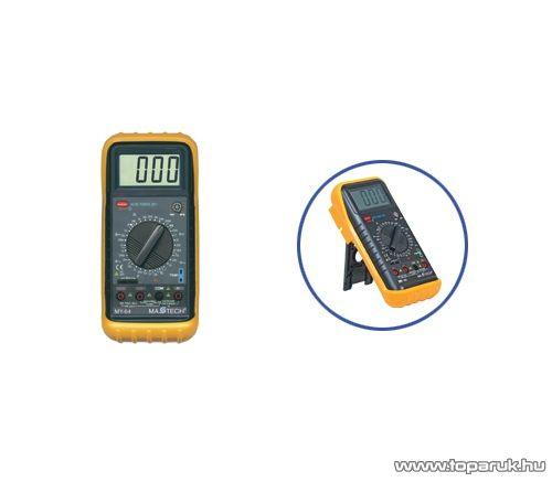 MASTECH MY 64 Professzionális multiméter
