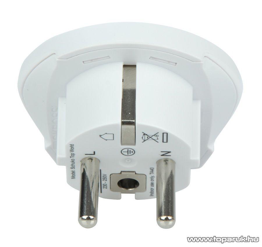 SKROSS 1.500211 Utazó adapter (World to Europe)
