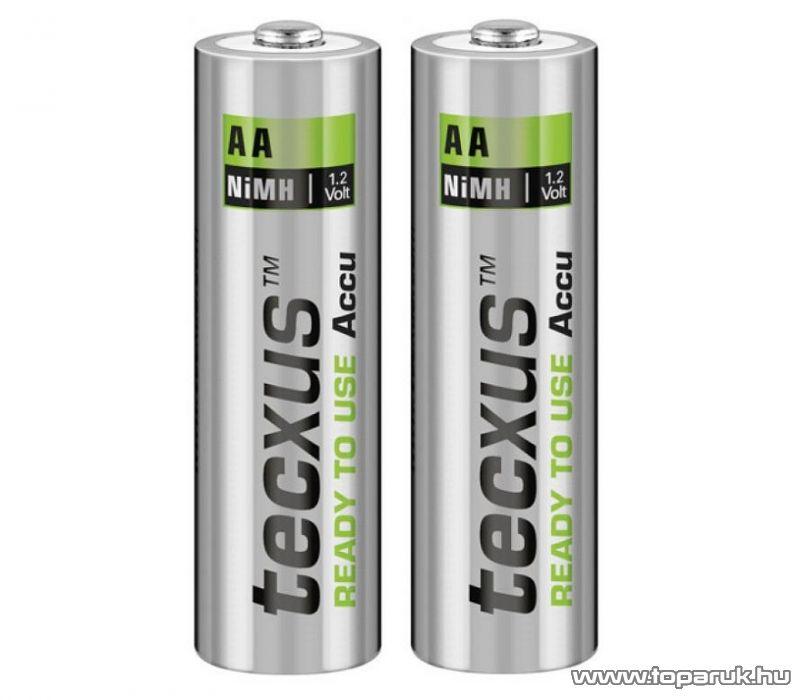 tecxus TCM 2300AA/RTU Ceruza akkumulátor 2300mAh, 2 db / csomag