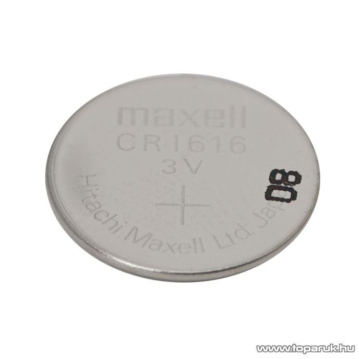 maxell CR 1616 Lítium gombelem, 3 V (18745)