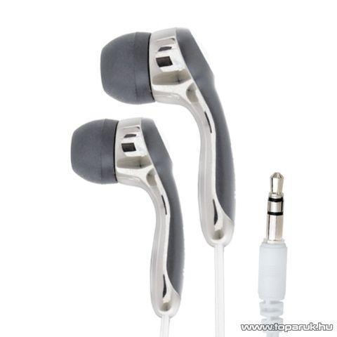 Maxell Fülhallgató, 20 - 20 000 Hz, króm / ezüst (52023)