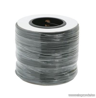 Árnyékolt vezeték, 2 x (16 x 0,1 mm2) 100 m/papírdob (20005)