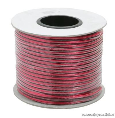 Hangszóró vezeték, 2 x 1,50 mm2, 100 m/papírdob (20027)