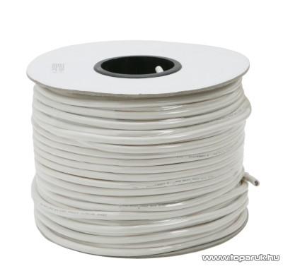 Riasztó vezeték, 6 x 0,22 mm + 2 x 0,5 mm, 100 m/papirdob (20092)