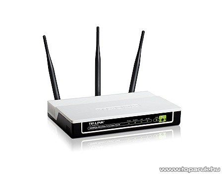 TP-LINK TL-WA901ND 300 Mbps Wireless Acces Point