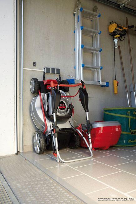 AL-KO Highline 473 SPE Önjáró benzinmotoros oldalkidobós fűnyíró, 46 cm vágószélesség