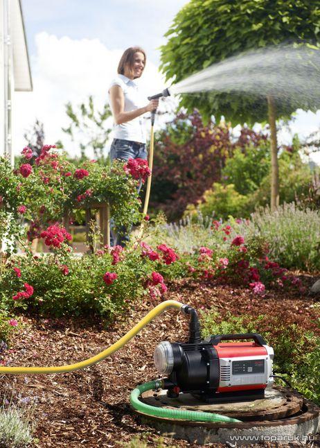 AL-KO JET 4000/3 Premium kerti szivattyú, 900W (tiszta vízre)