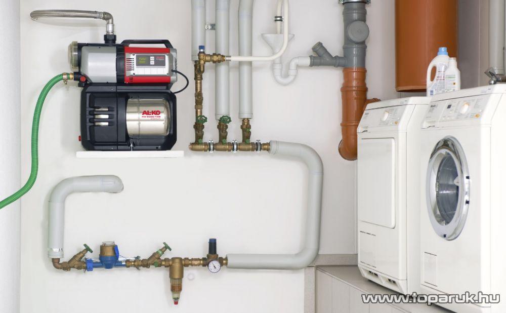 AL-KO HW 4500 FCS Comfort Házi vízellátó, házi vízmű, keri szivattyú, 1300 W (tiszta vízre)