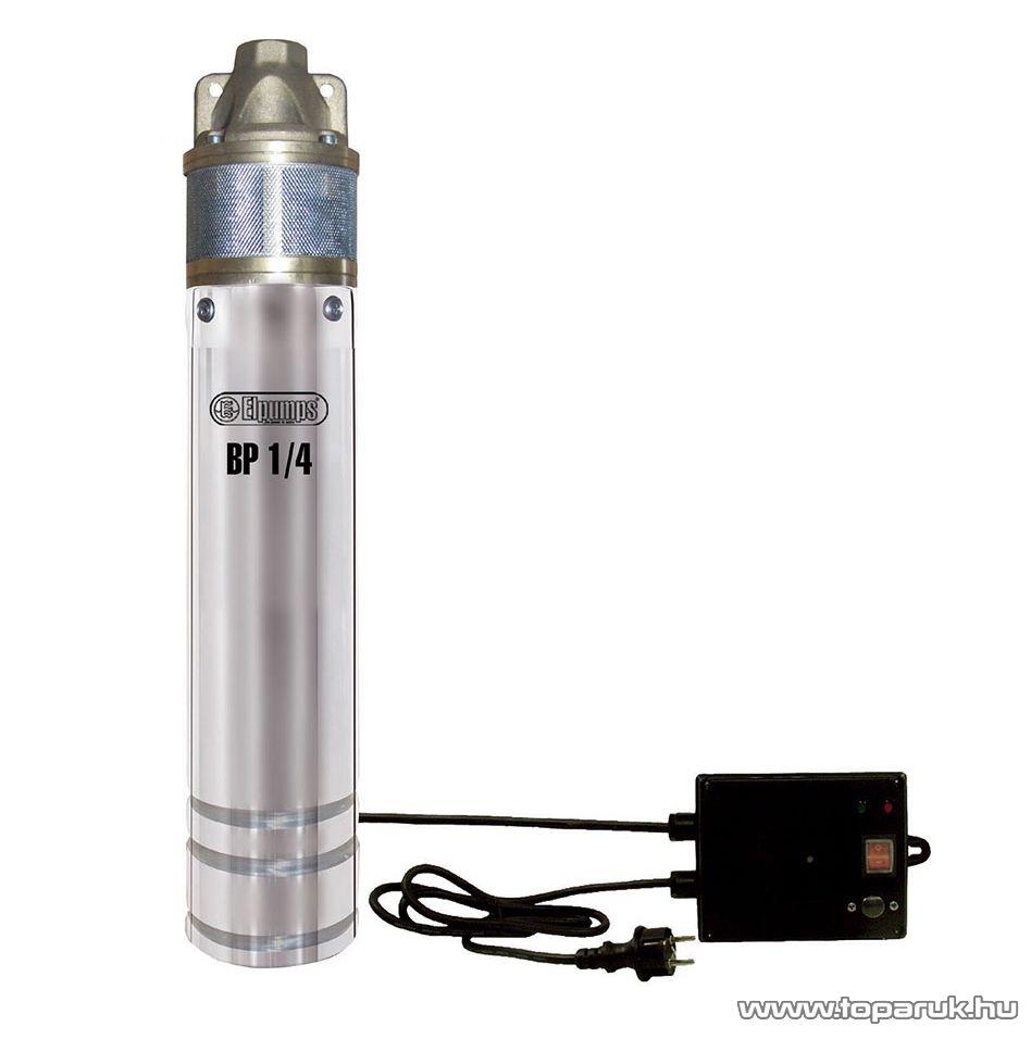 Elpumps BP 1/4 Mélykúti csőszivattyú, 1300 W (ásottkutak vizéhez)