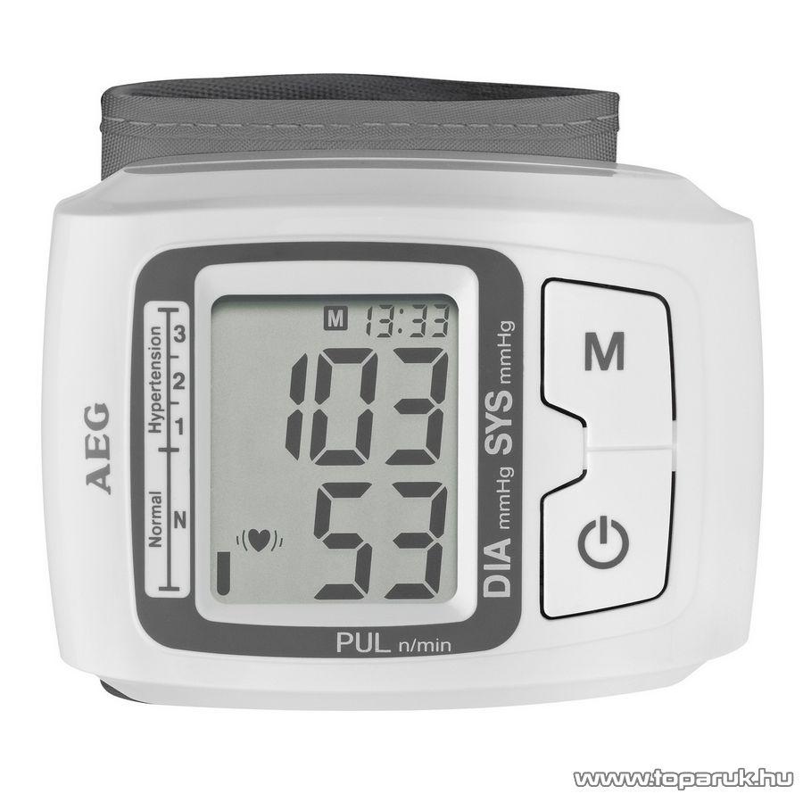 AEG BMG5610 Digitális csuklós vérnyomásmérő