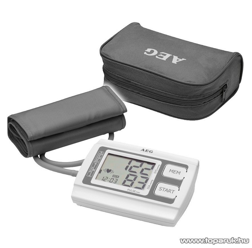 AEG BMG5611 Digitális felkaros vérnyomásmérő