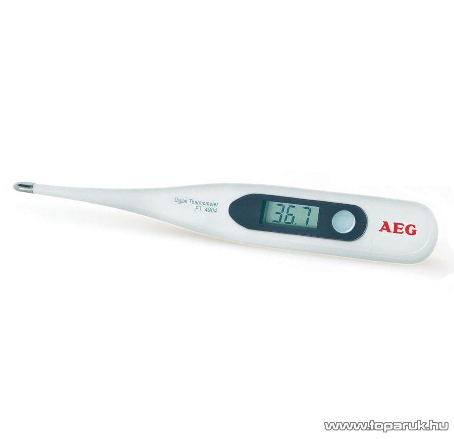 AEG FT4904 Digitális lázmérő