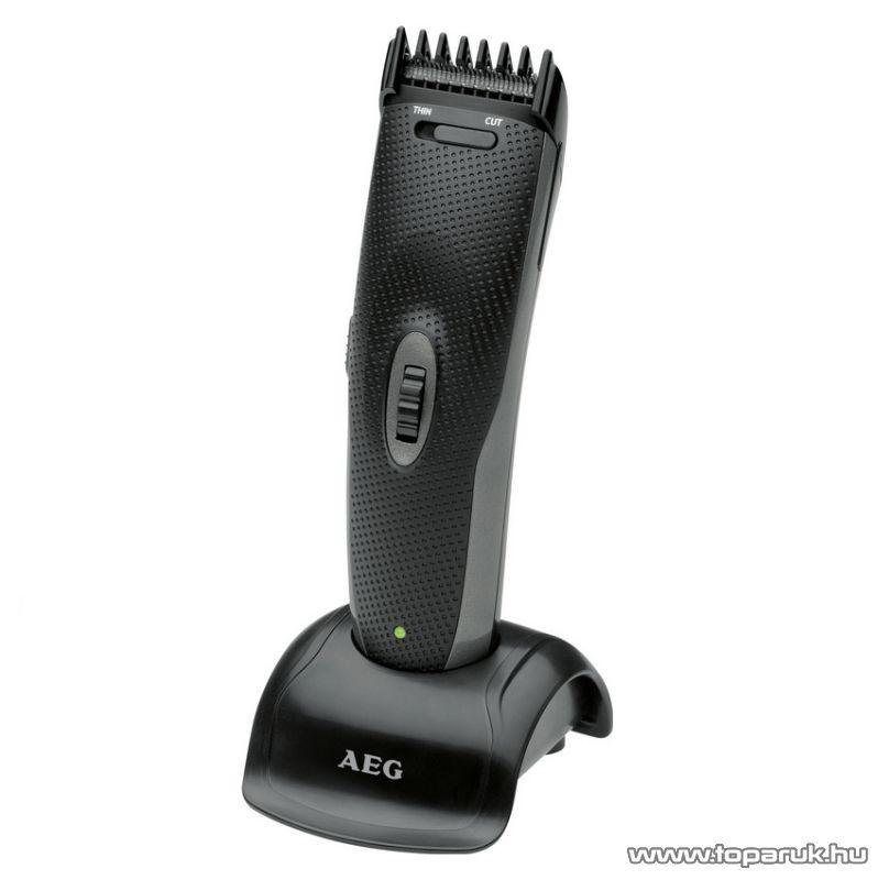 AEG HSM/R5596 Akkumulátáros hajnyíró, hajvágó