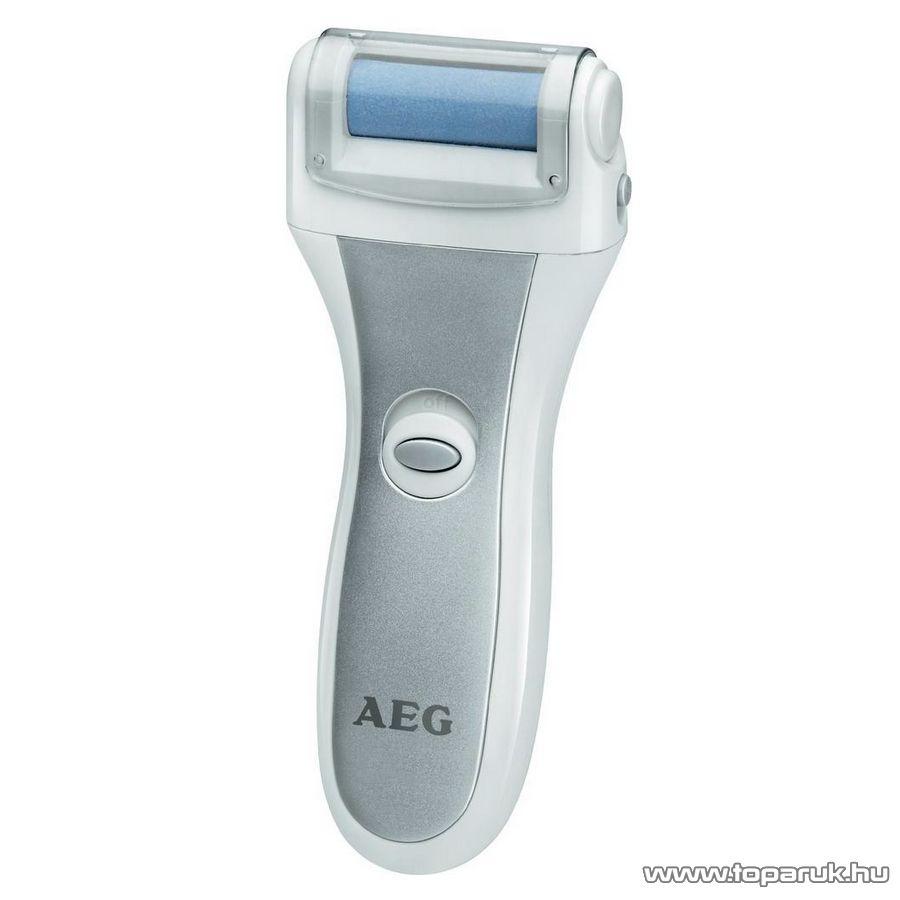 AEG PHE5642 Bőrkeményedés eltávolító, sarokreszelő készülék
