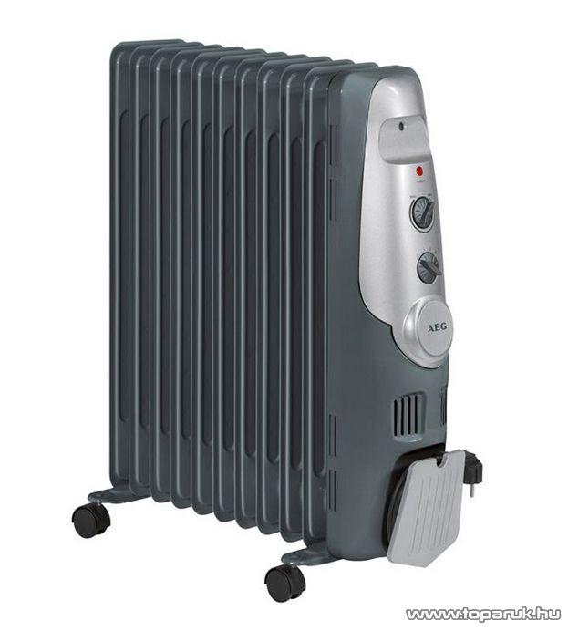 AEG RA5522 11 tagú olajradiátor, 1000/1200/2200 W