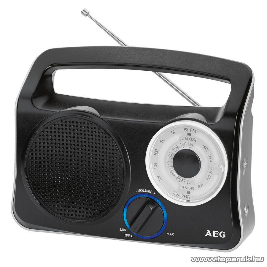 AEG TR4131 Hordozható tranzisztoros rádió