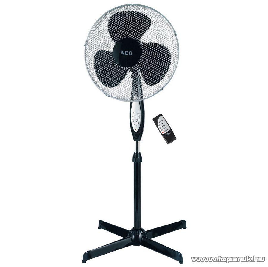AEG VL 5668 S Álló ventilátor távirányítóval, 40 cm átmérő - készlethiány
