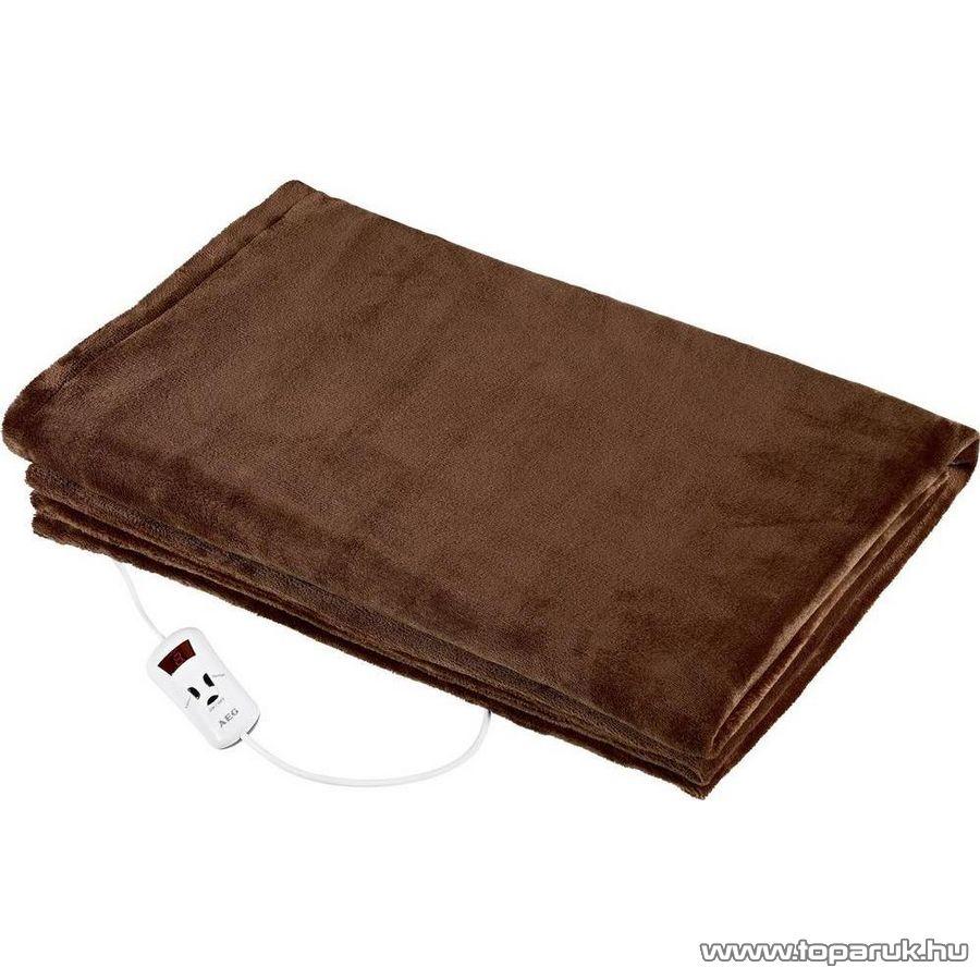 AEG WZD5648 Elektromos ágymelegítő, melegítő takaró, 130 x 180 cm