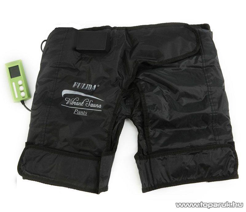 Fulida DF-SMA-03 Alakformáló szauna nadrág 4 rezgőmotorral - készlethiány