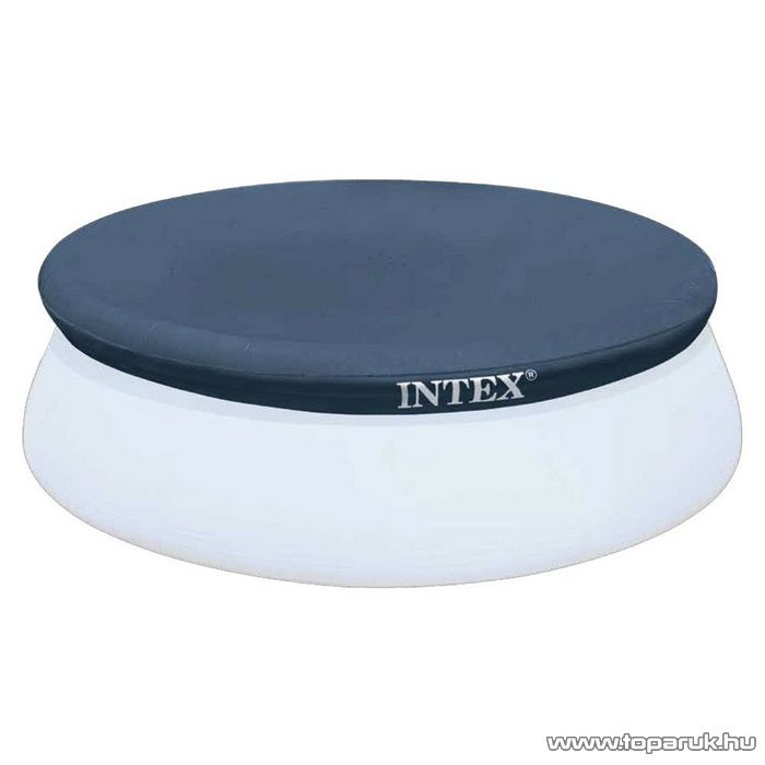Intex Medence védőtakaró, takaró fólia 244 cm átmérőjű puhafalú medencéhez