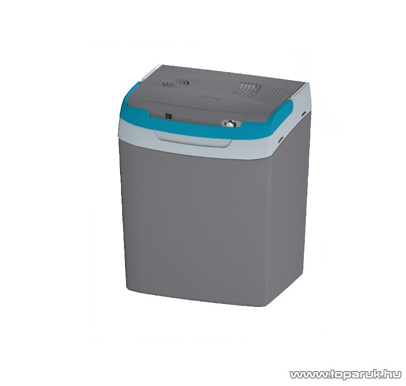 Adventuridge 30L ECO Hálózati / autós elektromos hűtőtáska, kék-narancs - készlethiány