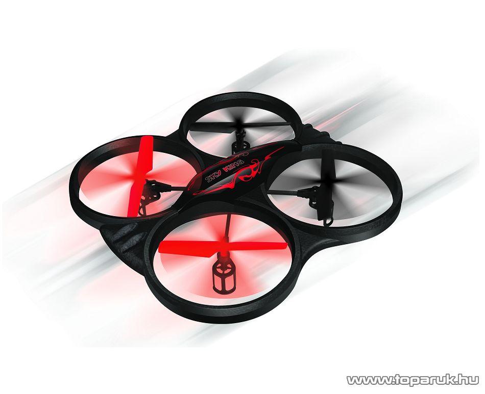 Btech BD-252 Sky King Drone drón (rádiótávirányítású quadrocopter)