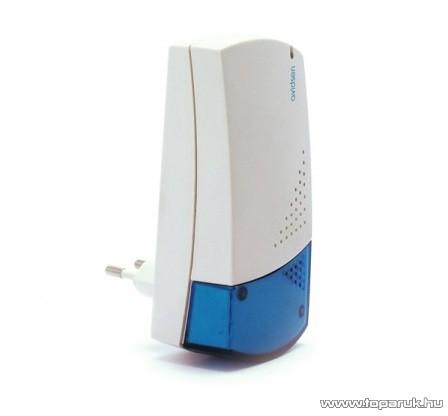 AVIDSEN 102362 Vezeték nélküli hálózati csengő (csengőgomb nélküli, beltéri egység), 80 m (51000030)