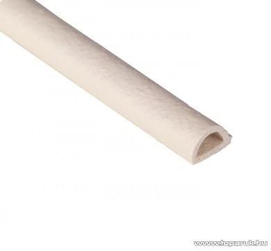 Steck SAD 100F Ablaktömítő, D profil, fehér színű, 100 m hosszú (60000014)