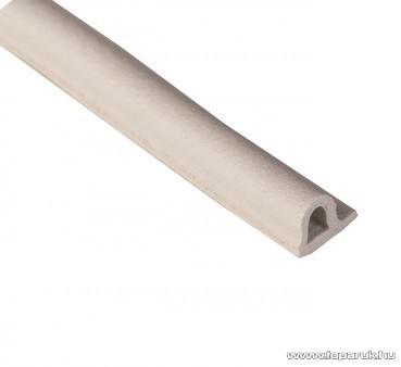 Steck SAP 100F Ablaktömítő, P profil, fehér színű, 100 m hosszú (60000016)