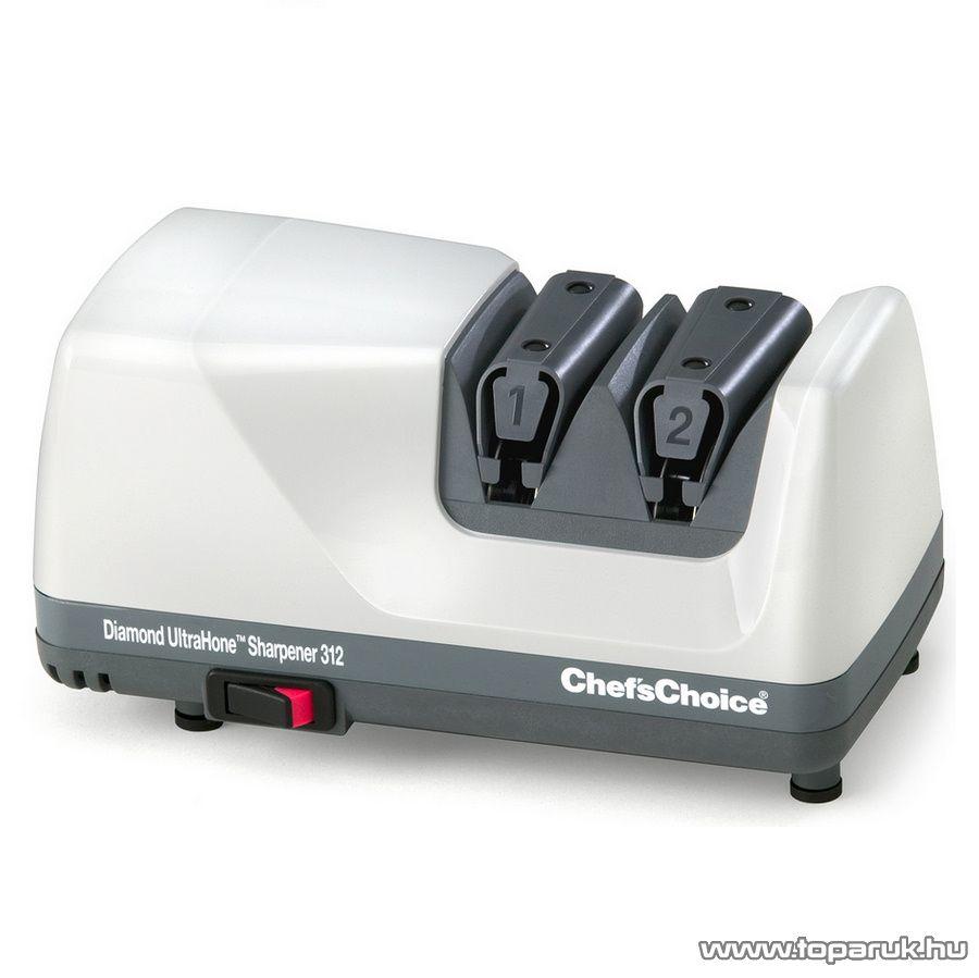 Chef's Choice 312 Motoros késélező gyémánt kerekekkel (CC105)