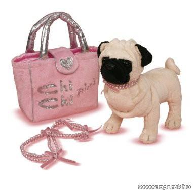 Chi Chi Love Friends, Lazy plüss kutya (105895932) - Megszűnt termék: 2015. November