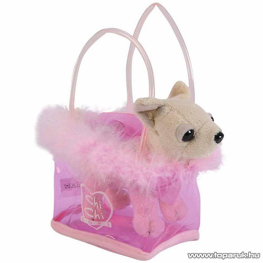 Chi Chi Love Fancy Feathers Mini kutya táskában (105891717) - készlethiány