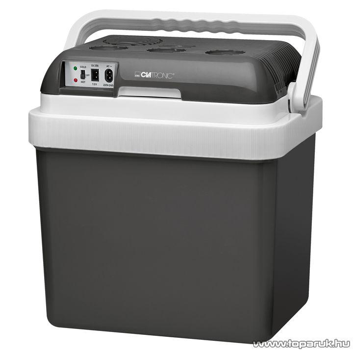 Clatronic KB3481 Hálózati / autós hűtőtáska (hűtő-fűtő) - Megszűnt termék: 2015. November