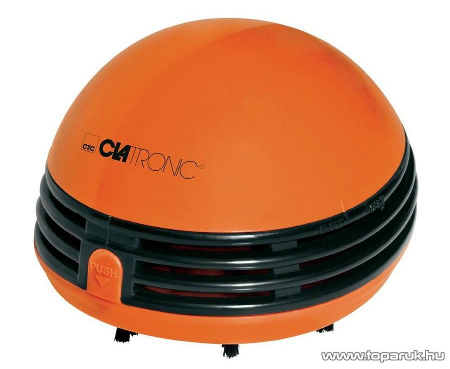 Clatronic TS3530 Akkumulátoros mini asztali porszívó, morzsaporszívó, többféle szín!