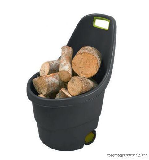 KETER EASY GO műanyag kerti talicska, 55 literes