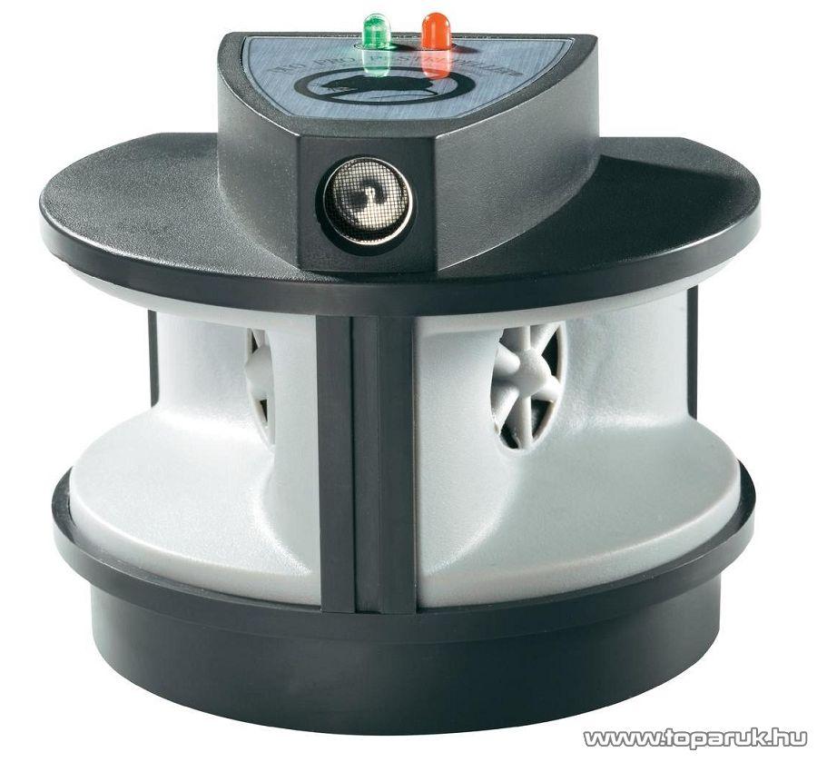 Beltéri ultrahangos elektromos egérriasztó, patkányriasztó és kártevőriasztó LS-927M (hatótávolság 550 m2)