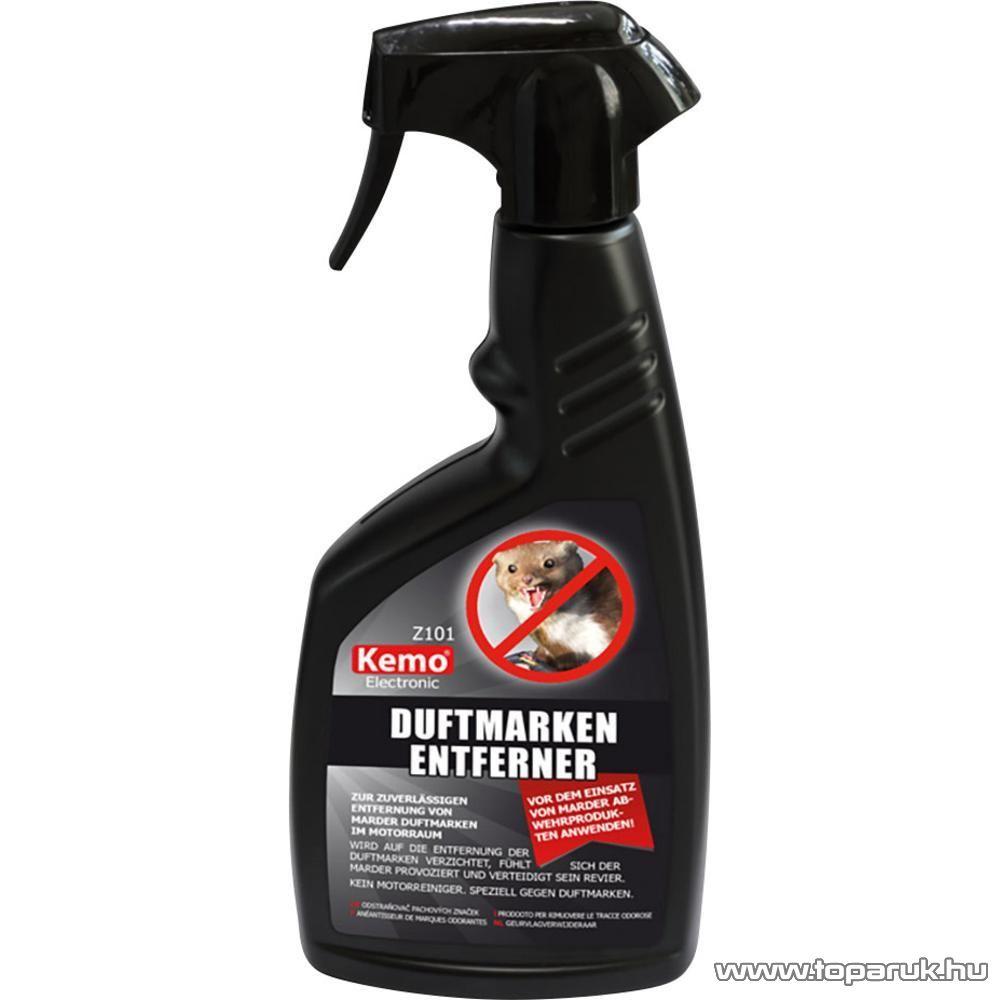 Kemo Electronic Z101 Nyest és menyét szag eltávolító spray, 500 ml