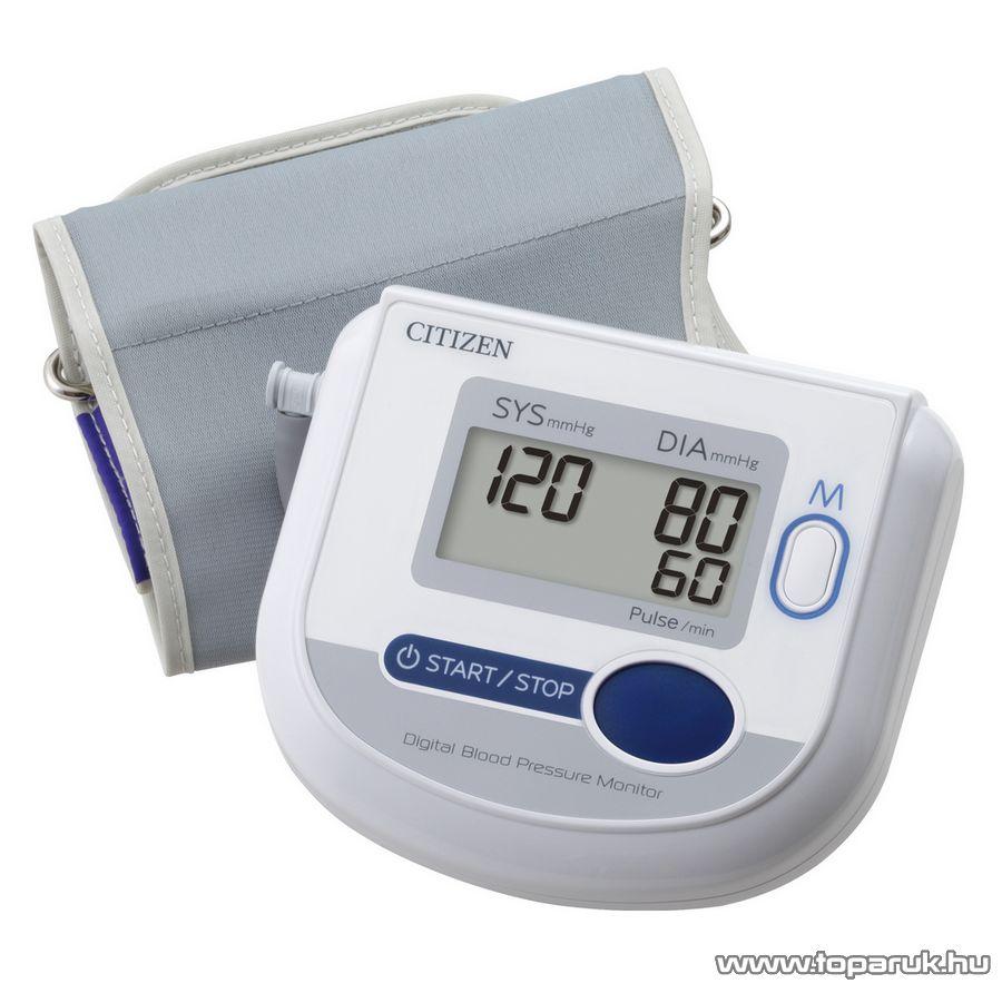 Citizen GYCH-453AC Automata felkaros vérnyomásmérő adapterrel