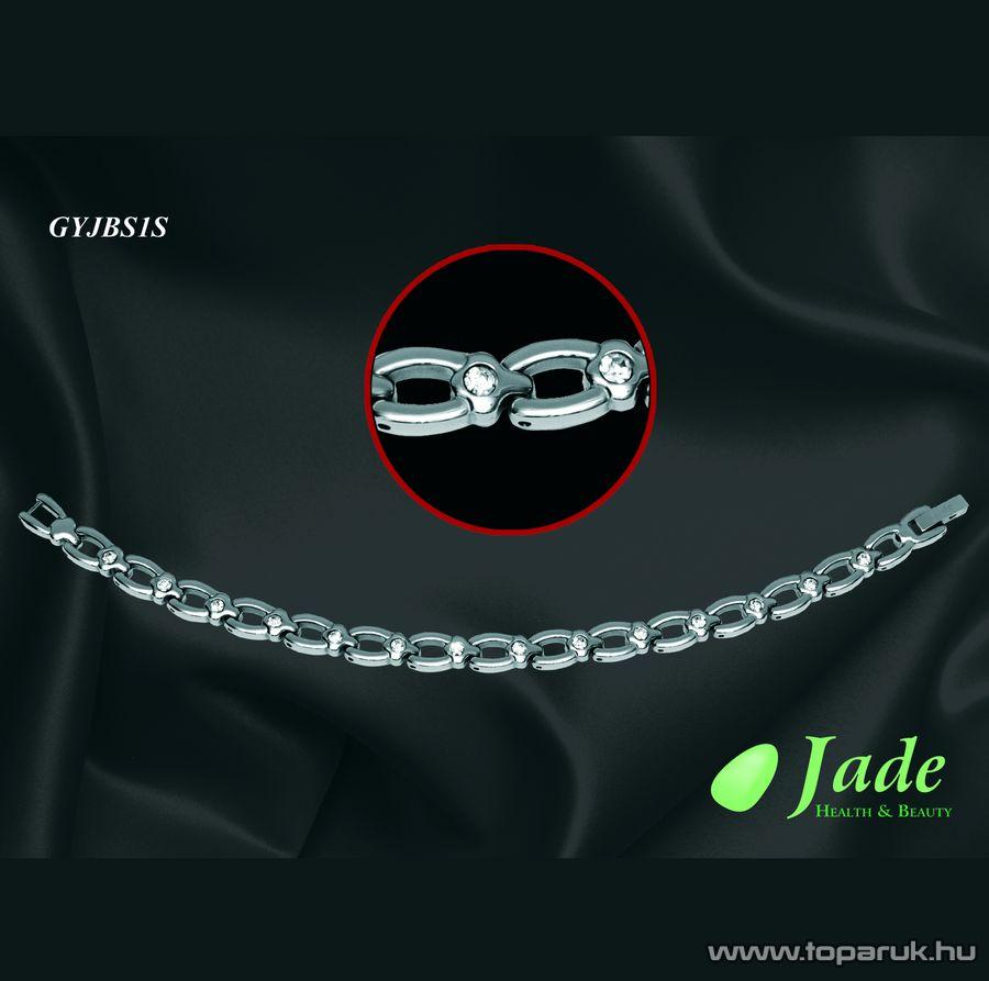 Jade GYJBS1S Brillance Set 1 Orvosi acél, mágneses nyaklánc - Megszűnt termék: 2015. Október
