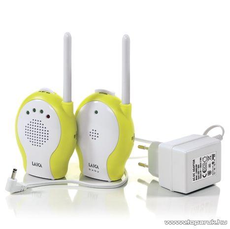 Laica Baby Line Audio bébiőr (BC2001) - Megszűnt termék: 2015. Október