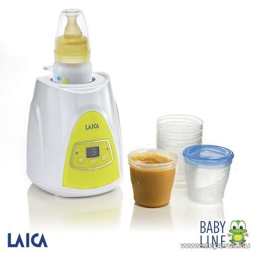 Laica Baby Line Cumisüveg és bébiétel melegítő (BC1004) - Megszűnt termék: 2015. Október