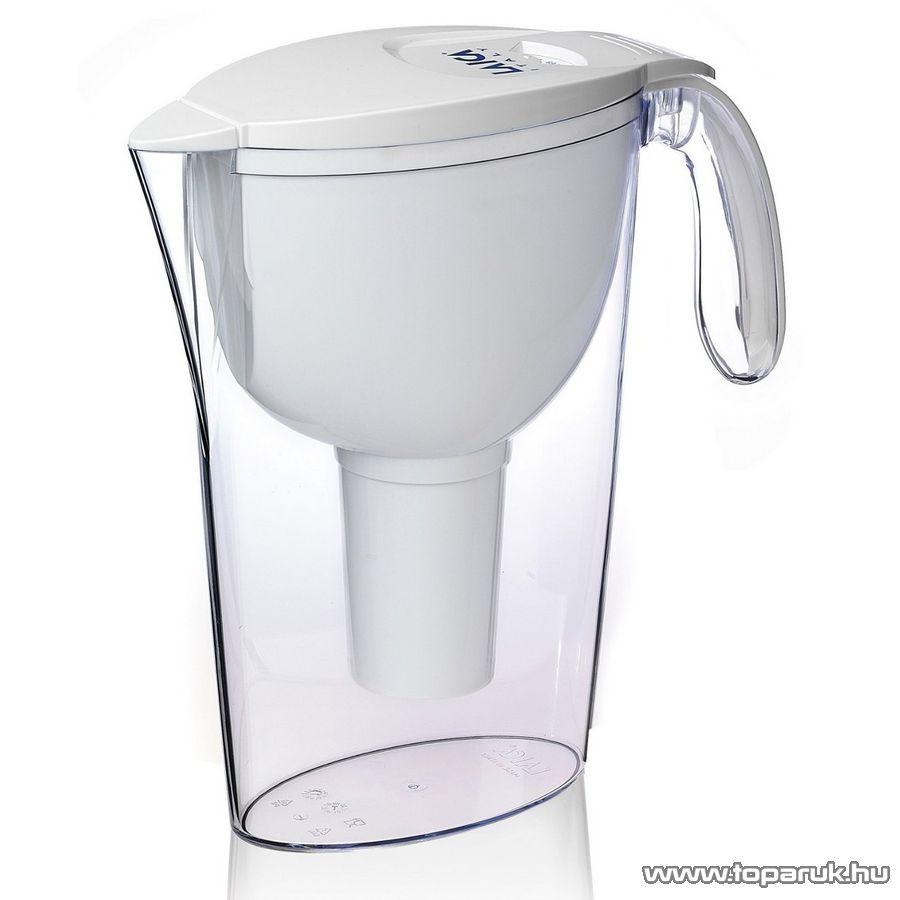 Laica Fresh Line 2,25 literes vízszűrős kancsó, fehér - készlethiány