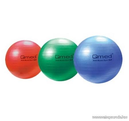 Qmed Fizioball, gimnasztika labda, fitness labda, többféle méret!