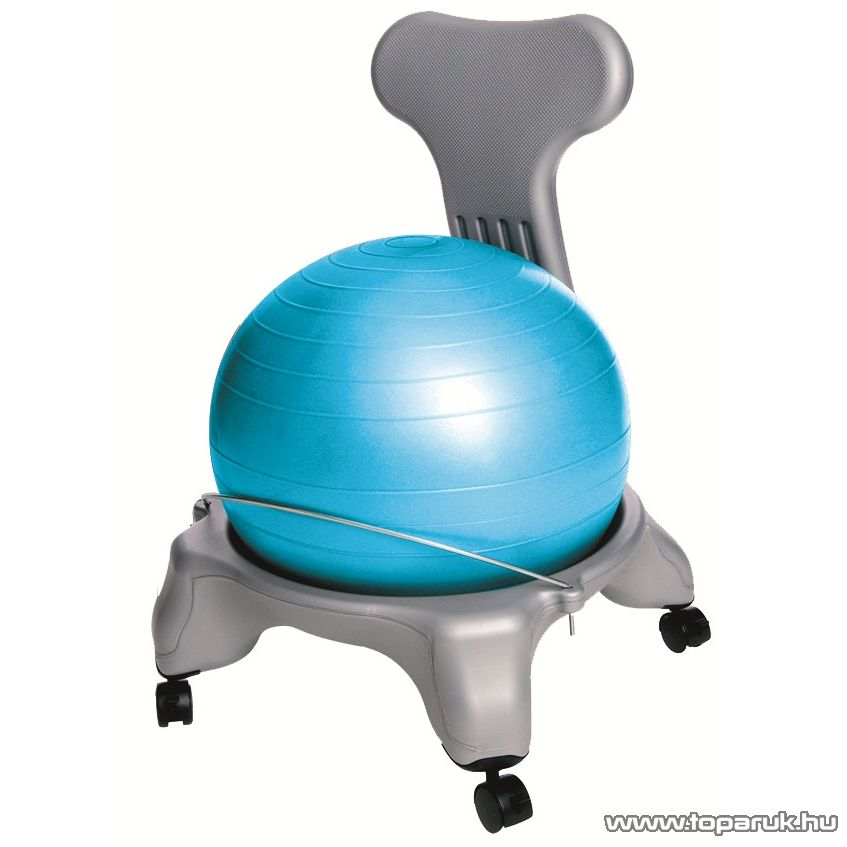 Vivamax GYFLGYT Görgős fitness labda gyermekeknek háttámlával, tartásjavító labda - Megszűnt termék: 2015. Szeptember