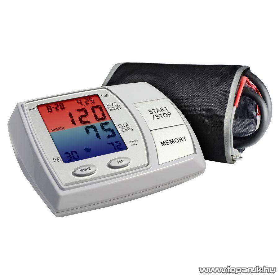 Vivamax GYVHL-888AC Színes kijelzős felkaros vérnyomásmérő - Megszűnt termék: 2015. Szeptember