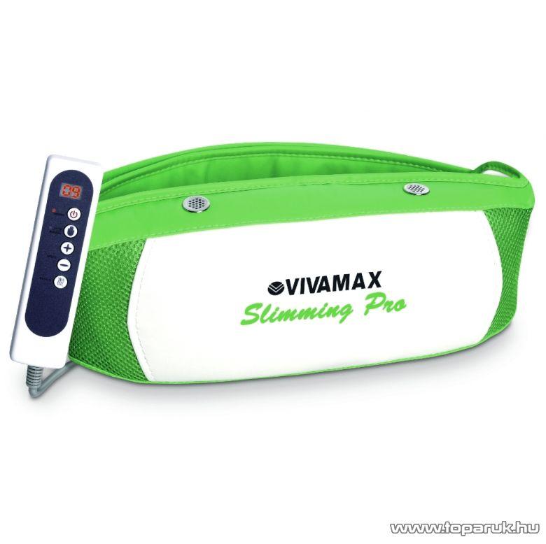 Vivamax GYVMA Slimming Pro Alakformáló fitness masszázsöv - Megszűnt termék: 2015. November
