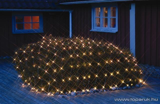 CHASING EXPO KSE 602 Kültéri izzós fényháló, 8 program, 300 x 200 cm, fehér - készlethiány
